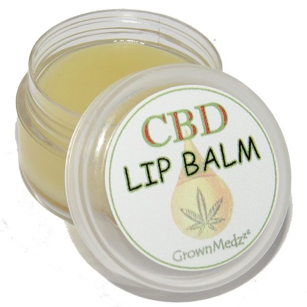 CBD Infused Lip Balm