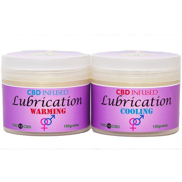 CBD Infused Lubrication