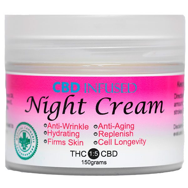 CBD Infused Night Cream