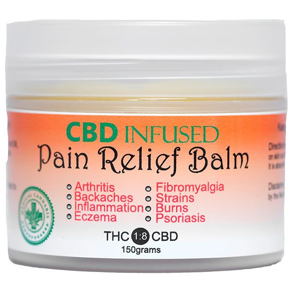 CBD Infused Pain Relief Balm